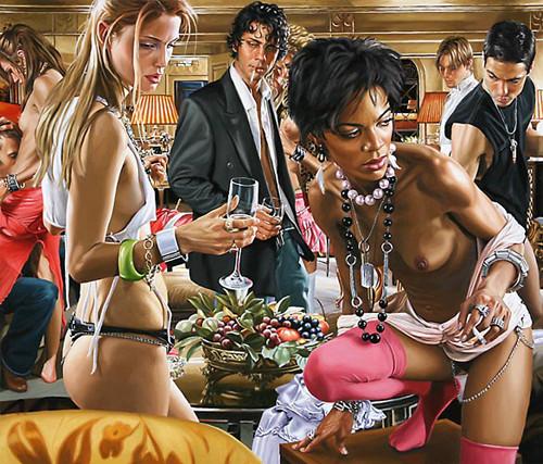 Изображение 3. Терри Роджерс выбрал для своего творчества тему молодежных фетишей: желание во всех ее переизбытках.. Изображение № 3.