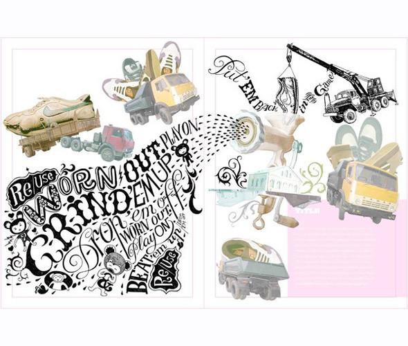 Личный опыт: 5 российских иллюстраторов, которые работают для зарубежных проектов. Изображение № 71.