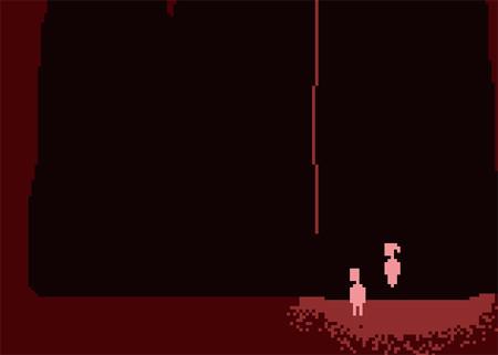 Don't look back илиОрфей вмире 8-bit. Изображение № 3.