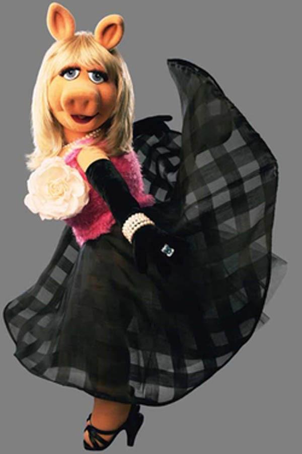 Мисс Пигги - Самая модная свинка мира.. Изображение № 5.