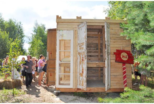 Репортаж с фестиваля «Архстояние 2011». Изображение № 22.
