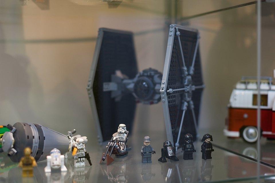 Как выглядит первый музей LEGO в Санкт-Петербурге. Изображение № 11.
