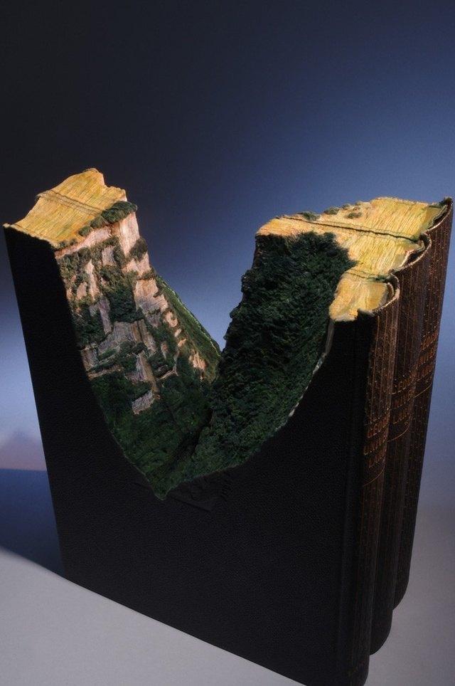 Сложный ландшафт вырезан из Британской энциклопедии. Изображение № 5.