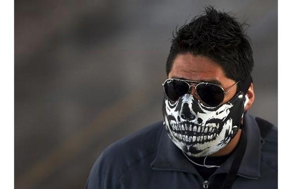 Мексиканцы прошлись юмором по«свиному гриппу». Изображение № 8.