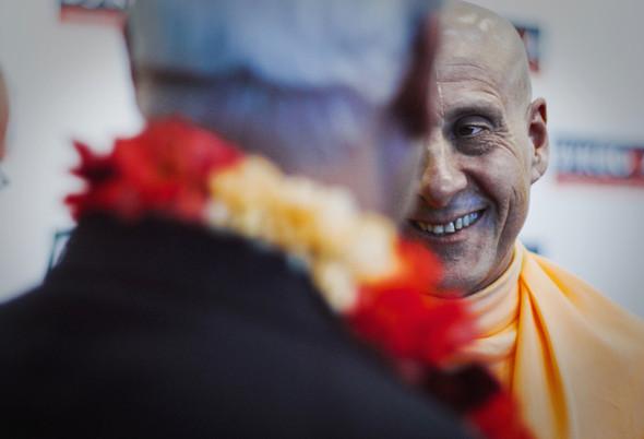 """Презентация книги Радханатха Свами """"Путешествие домой"""" 26.03.2012. Изображение № 16."""
