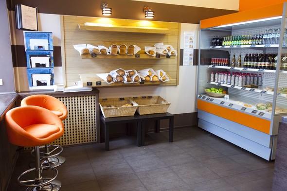 """""""ТАРТИН"""" - сэндвич-бар с западным шармом. Изображение № 3."""