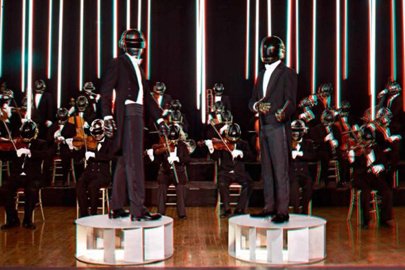 Dazed & Confused: Daft Punk. Изображение № 2.