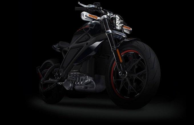 Harley-Davidson показал свой первый электробайк. Изображение № 1.