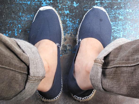 Крестьянская обувь для городских модников. Изображение № 4.