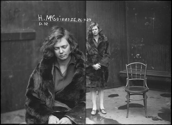 Фотографии американских гангстеров начала 20 века. Изображение № 28.