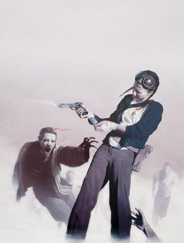 Современный художник Jeremy Geddes. Изображение № 6.