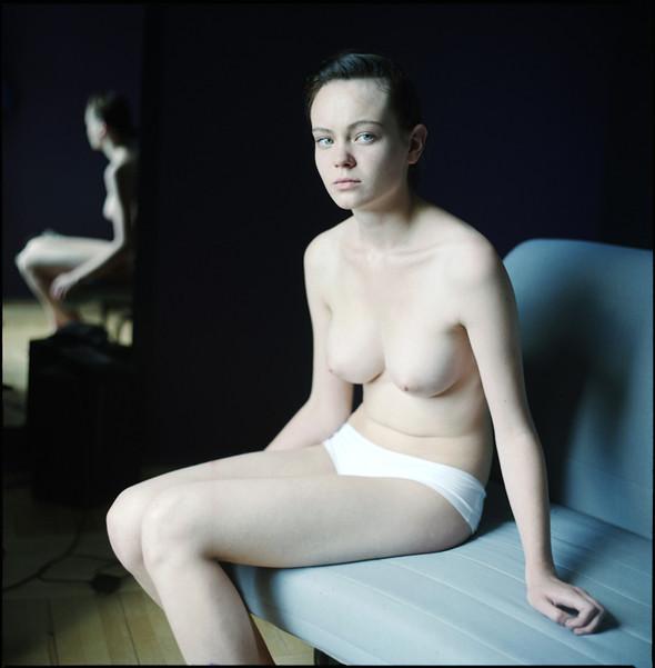 Проект в художественной портретной фотографии. Изображение № 11.