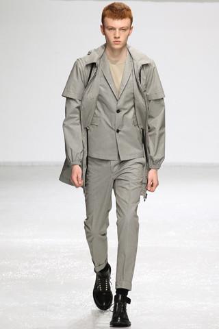 Неделя мужской моды в Париже: День 3. Изображение № 36.
