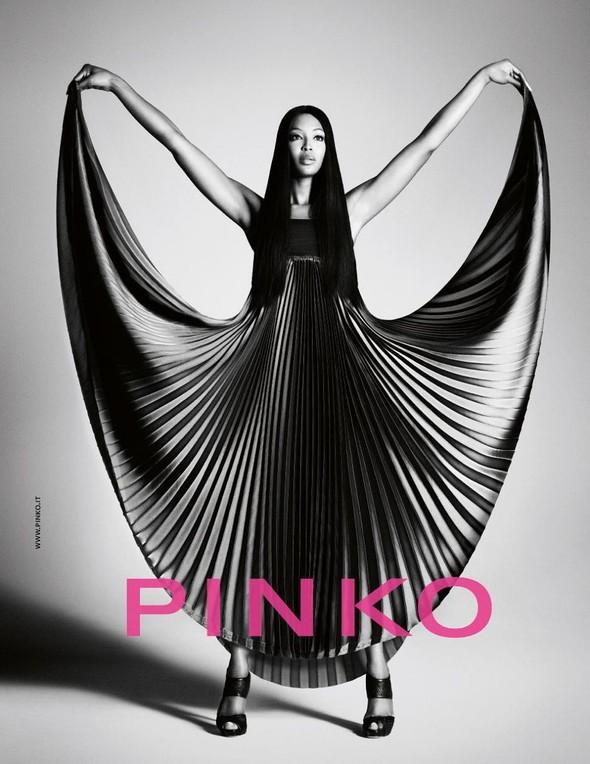 Кампания: Наоми Кэмпбелл для Pinko SS 2012. Изображение № 2.