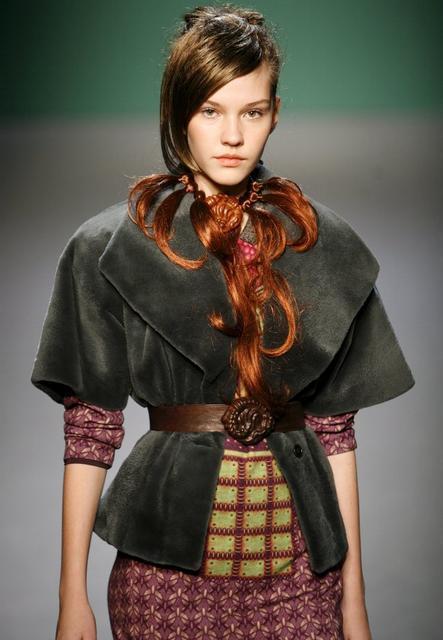 Alena Akhmadullina AutumnWinter 2009–2010. Изображение № 10.