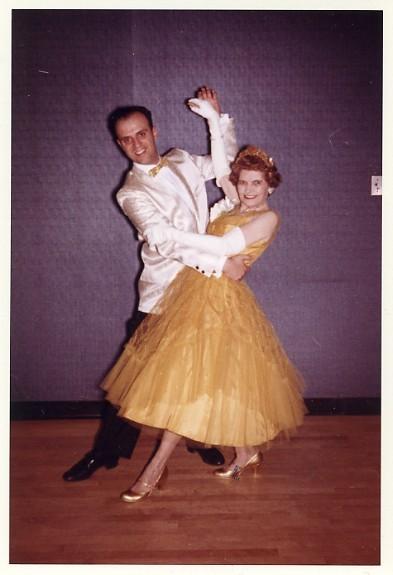 Dance Lessons 1958–1962. Изображение № 5.