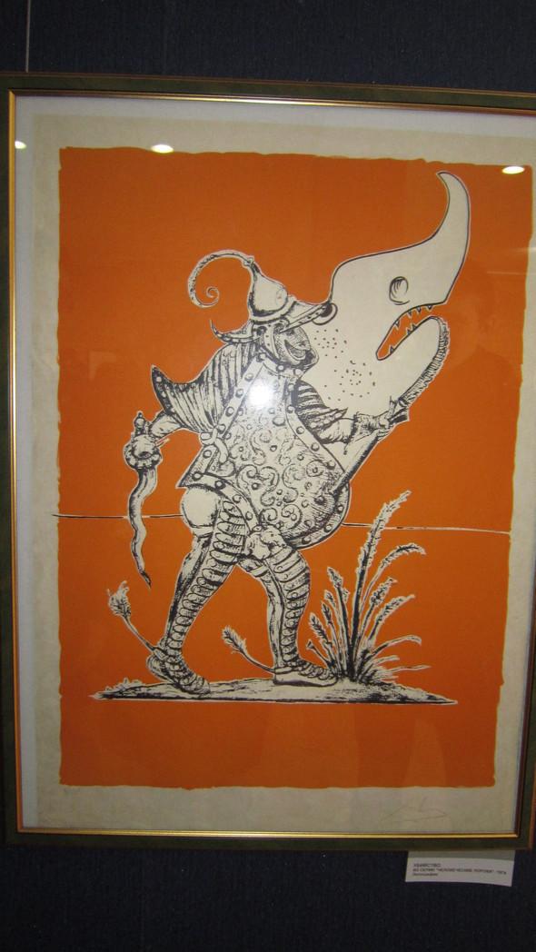 Убийство. 1974  Литография. Изображение № 6.