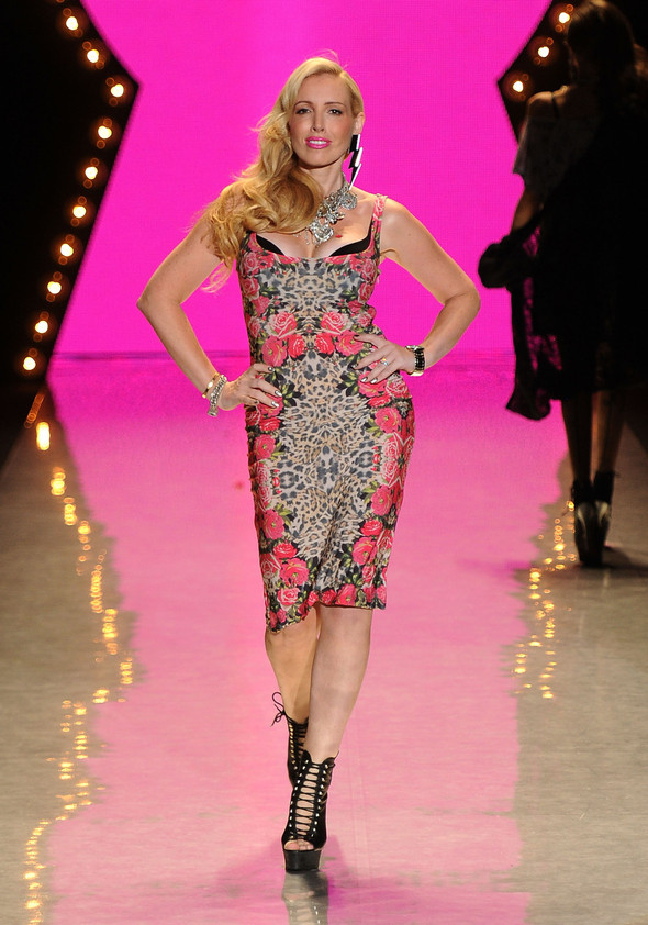 New York Fashion Week: Betsey Johnson Spring 2012. Изображение № 51.