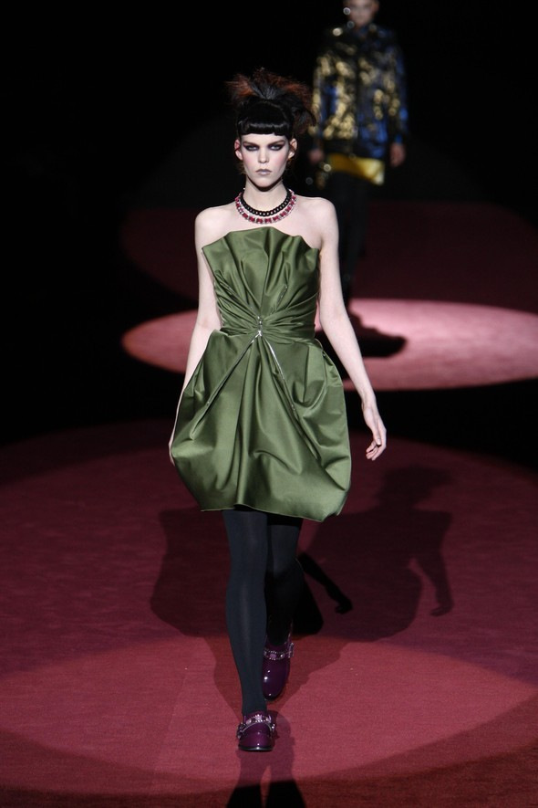 Marc Jacobs fall winter 2009–2010. Изображение № 29.