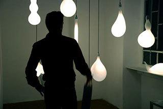 Коллекция ламп ввиде капель. Изображение № 8.