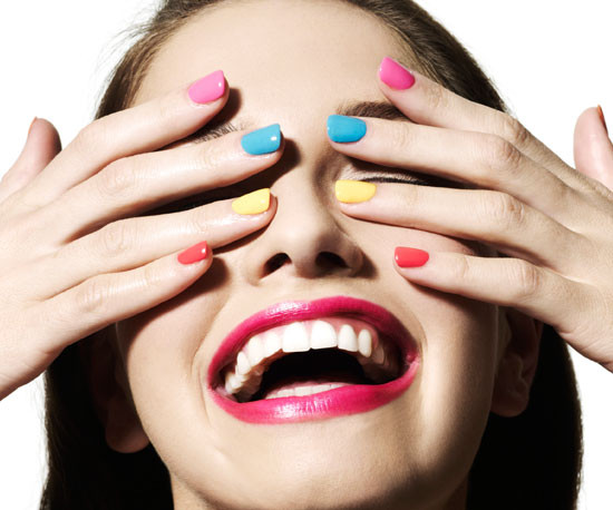 Fashion week: The nails for spring 2012. Изображение № 5.