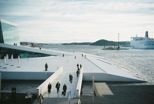 TravelWord: Pavel Plastikk в Осло. Изображение № 4.