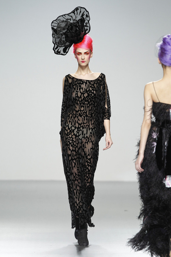 Madrid Fashion Week A/W 2012: Elisa Palomino. Изображение № 30.
