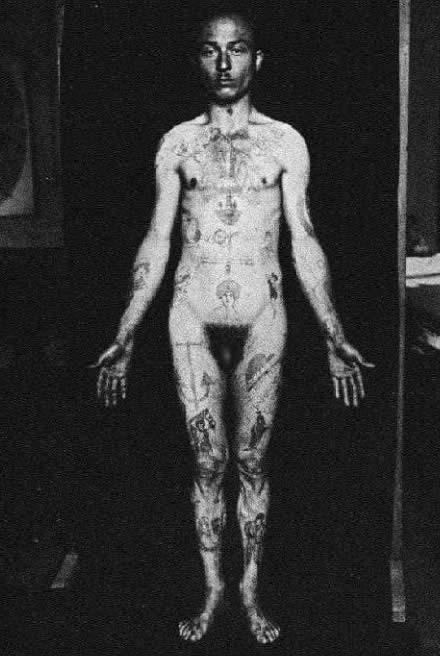 Татуировка XXвека. Изображение № 7.