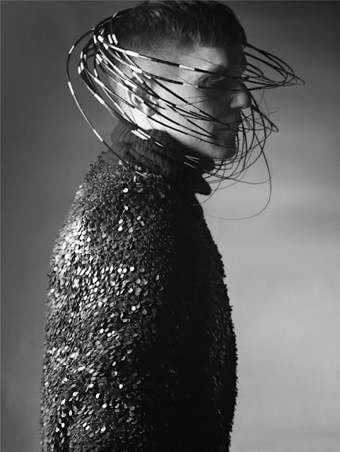 Архивная съёмка: Гарет Пью в объективе Сольве Сундсбо, 2007. Изображение № 9.