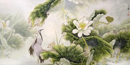 Птицы ицветы. Изображение № 21.