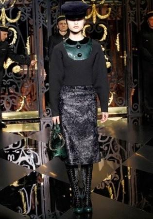 Louis Vuitton FW 2011. Изображение № 25.