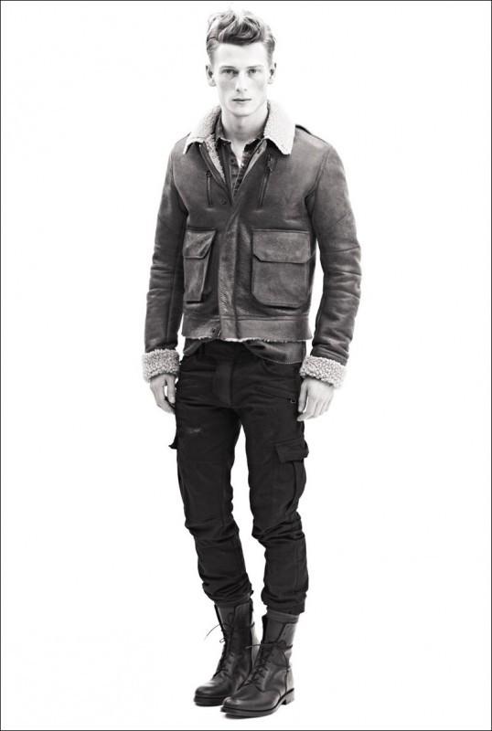 Balmain Homme AutumnWinter 2010 Lookbook. Изображение № 7.