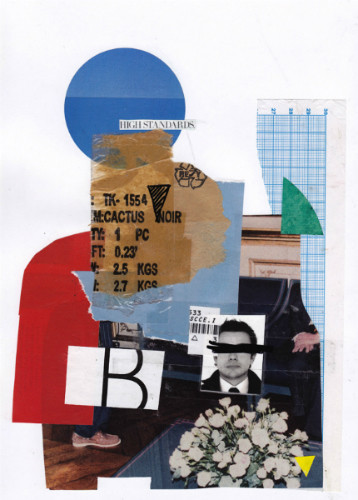 Клей, ножницы, бумага: 10 современных художников-коллажистов. Изображение № 41.