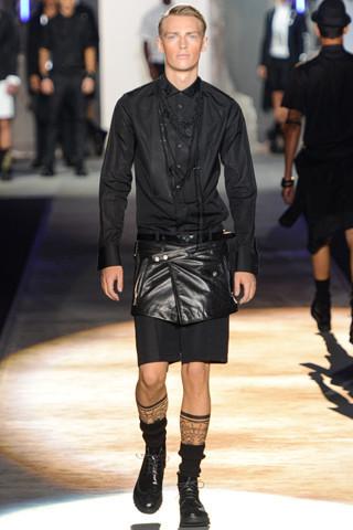 Неделя мужской моды в Милане: День 4. Изображение № 11.