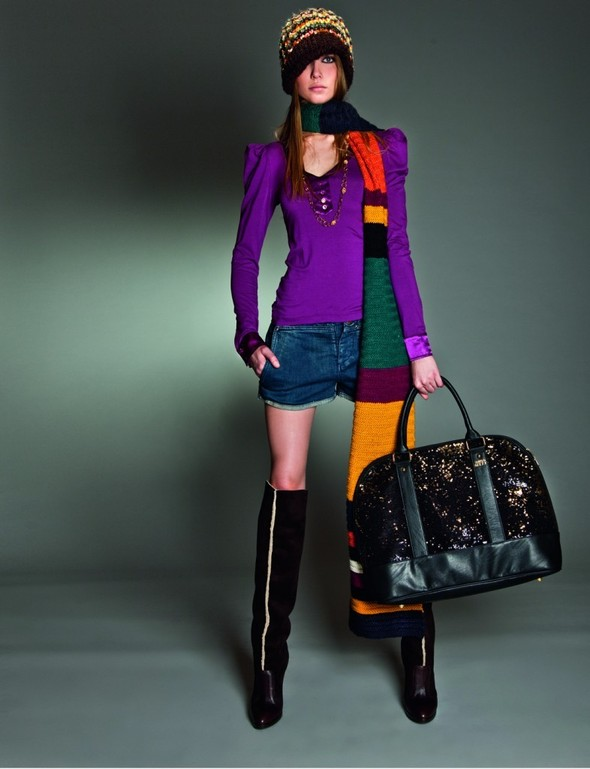 Лукбук: Miss Sixty FW2011. Изображение № 35.