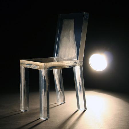 Ghost chair. Изображение № 1.