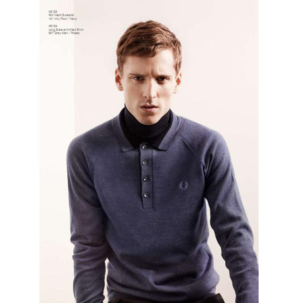 Fred Perry FW 2010. Изображение № 7.