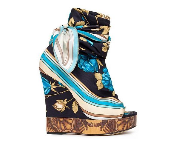 Модная обувь весна-лето 2012 от D&G. Изображение № 10.
