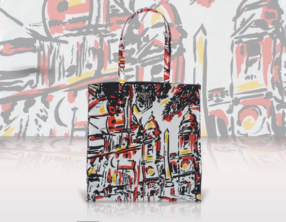 Новые сумки Prada B.Y.O. Изображение № 3.