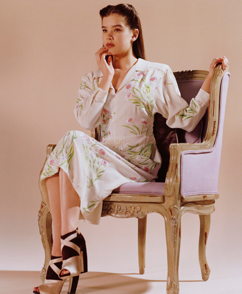 Fashion Digest: Новые лица модных марок. Изображение № 32.