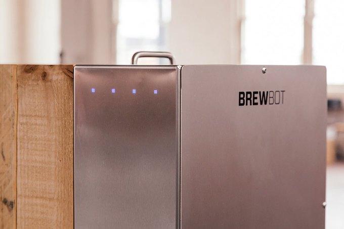 Brewbot поможет сварить пиво с помощью iPhone. Изображение № 8.