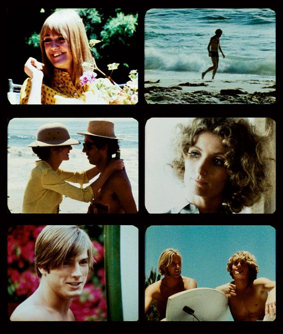 В МоМА покажут неизвестный фильм Энди Уорхола о серферах. Изображение № 1.