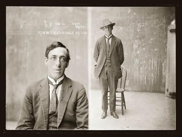 Фотографии американских гангстеров начала 20 века. Изображение № 35.