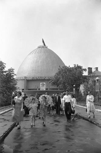Планетарий, 1950 г.. Изображение № 102.