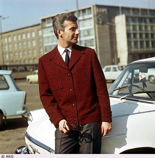 Мода Восточной Германии. Шестидесятые. Изображение № 4.