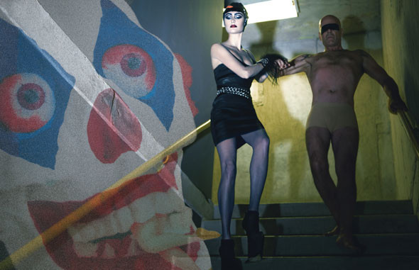 Mr. & Mrs. Willis by Steven Klein. Изображение № 3.