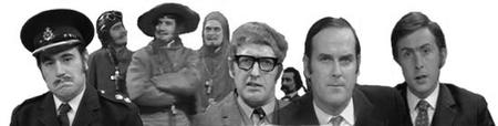 Monty Python илиЖизнь какАбсурд. Изображение № 1.