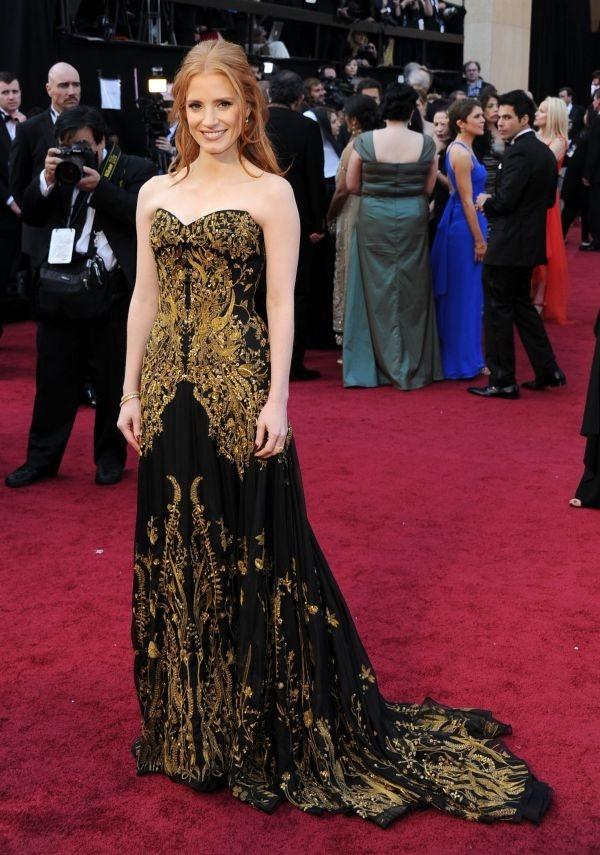 """Красная ковровая дорожка """"Оскар 2012"""". Изображение № 4."""