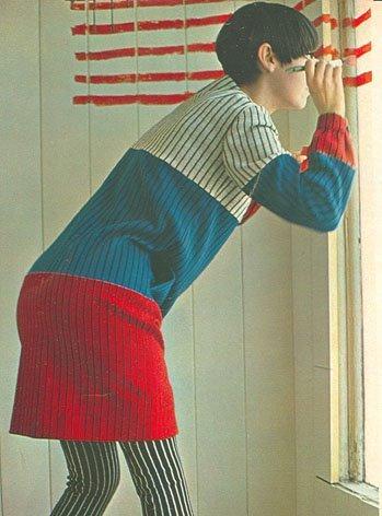Пегги Моффитт-модель 60х. Изображение № 25.