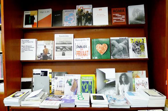 Алексис Завьялов, директор Motto Berlin, о независимых издательствах и любимых зинах. Изображение №9.